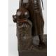 Jeanne d'Arc en prière - Marie d'Orléans
