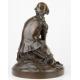 Jeanne d'Arc à Domrémy - Henri Chapu