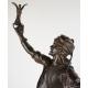 Le Fauconnier Arabe - Marcel Debut 1865-1933