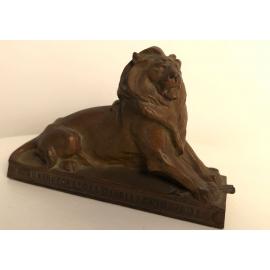 Lion de Belfort - A Bartholdi