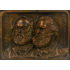Bas-relief Rousseau Millet