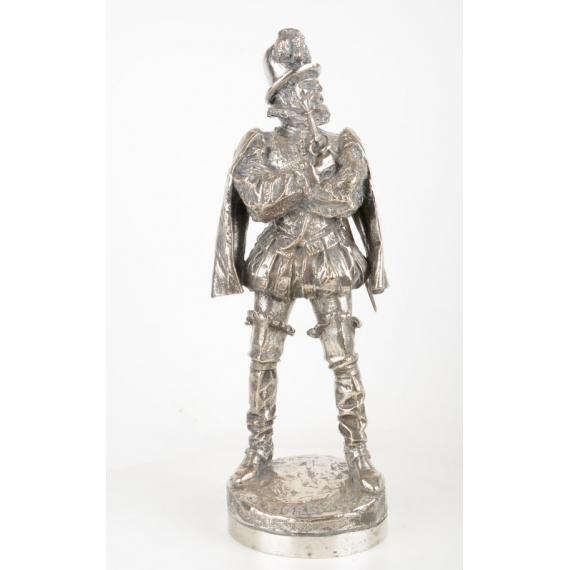 Le Duelliste Charles IX - E. Frémiet