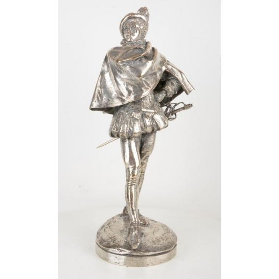 Le Duelliste Henri III - E. Frémiet