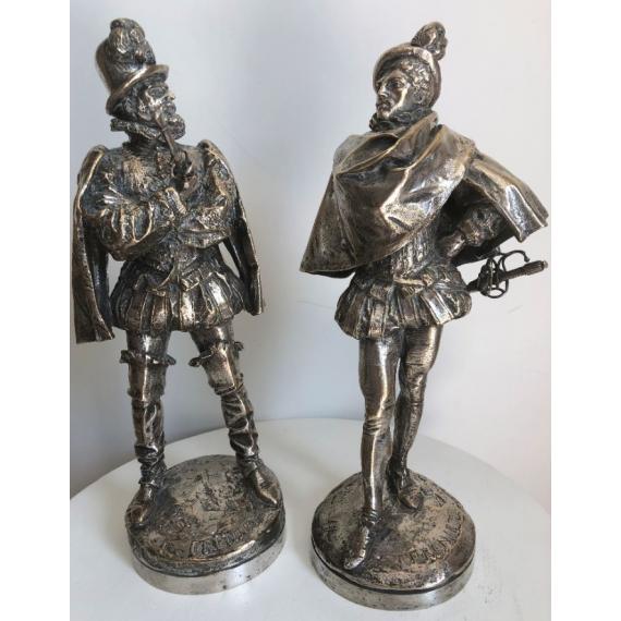 Duelliste Charles IX et Henri III