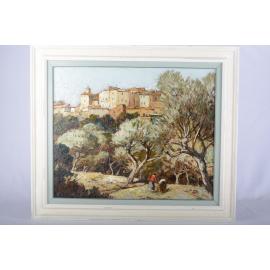 Les dernières olives - Gustave Vidal