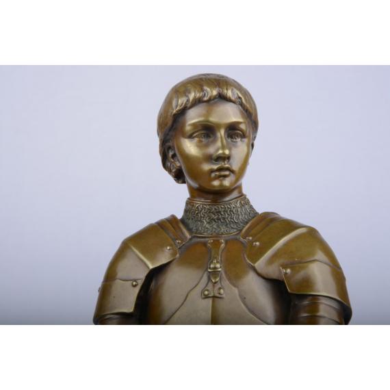 Jeanne d'Arc prisonnière