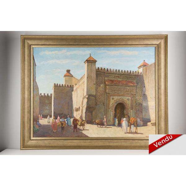 La Porte du Palais du Sultan