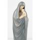 Vierge à l'Enfant chryséléphantine