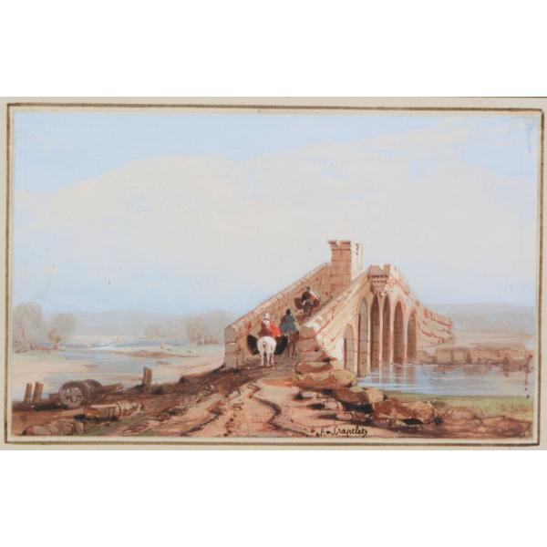 Pont Louis-Amable Crapelet