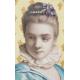 Jeune Fille aux Pervenches - Fanny Caille