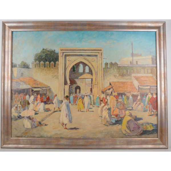 La Porte du Grand Socco - Hammad Jabran