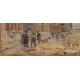 Marché aux Fleurs Quai de la Corse - MJ Brimeau