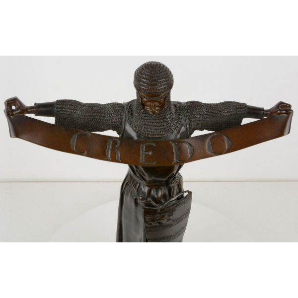 Credo - Emmanuel Frémiet